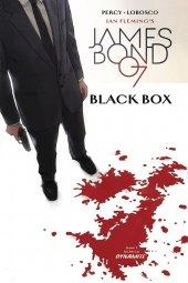 James Bond: Black Box #1 Cover B Reardon