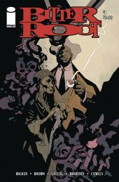 Bitter Root #1 Cover B Mignola