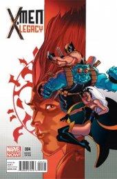 X-Men: Legacy #4 Ferry Variant