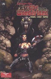 Grimm Fairy Tales Presents Escape from Wonderland #6 Variant Edition