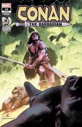 Conan the Barbarian #16 Cary Nord Variant