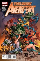 The New Avengers #20
