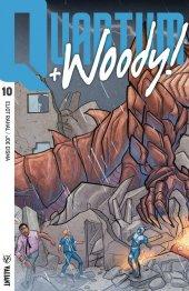 Quantum & Woody #10 Cover D 1:20 Cover Internlocking