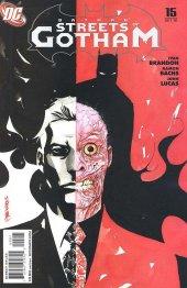 Batman: Streets of Gotham #15