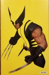 Wolverine #1 C2E2 Exclusive Banana Variant by John Tyler Christopher
