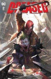 DCeased #2 Midtown Comics Exclusive Inhyuk Lee Connecting Variant