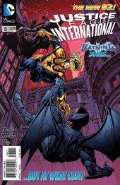 Justice League International #8