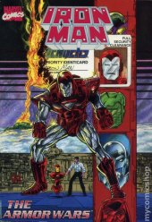 iron man: the armor wars tp