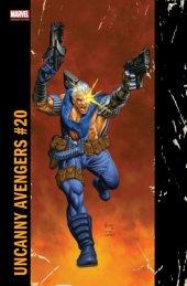 Uncanny Avengers #20 Corner Box Variant