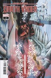 Star Wars: Darth Vader #3 2nd Printing
