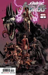 Savage Avengers #4 2nd Printing
