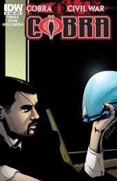 Cobra #8 Cover B