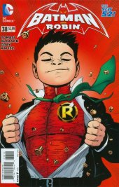 Batman and Robin #38 2nd Printing