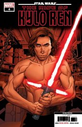 Star Wars: The Rise of Kylo Ren #4 2nd Printing