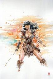 Xena: Warrior Princess #4 1:10 Mack Virgin Cover