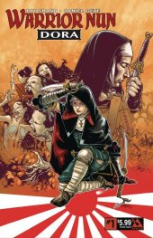 Warrior Nun: Dora #1 Feudal Age