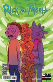 Rick and Morty #58 Cover B Spano