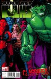 World War Hulks: Classified #1
