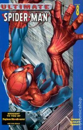 Ultimate Spider-Man #8 Payless Shoes Promo Variant