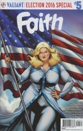 Faith #5 Cover C Carnero