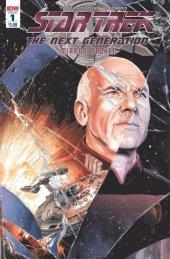 Star Trek: The Next Generation - Mirror Broken #1 2nd Printing