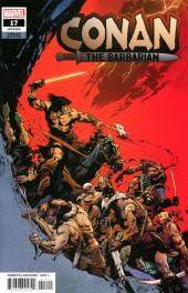 Conan the Barbarian #17 De La Torre Variant