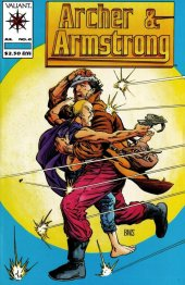 archer & armstrong #0