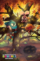 The Amazing World of Gumball 2015 Special #1 Pena Variant