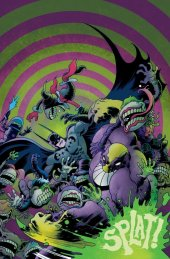 Batman / The Maxx: Arkham Dreams #1 Charles P. Wilson III Variant