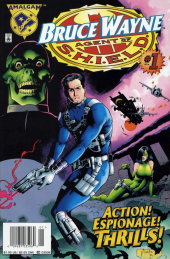 Bruce Wayne: Agent of S.H.I.E.L.D. #1 Newsstand Edition