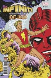 Infinity Countdown: Adam Warlock #1 Second Printing Variant