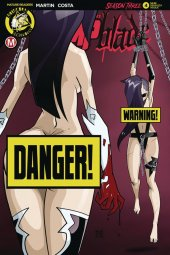 Vampblade: Season 3 #4 Cover F Mendoza Risque