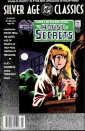 DC Silver Age Classics: House of Secrets #92
