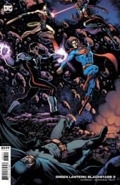 Green Lantern: Blackstars #3 Variant Edition