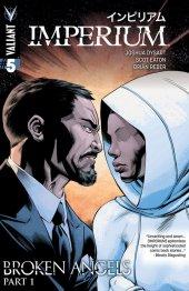 Imperium #5 Cover B Eaton