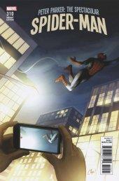Peter Parker: The Spectacular Spider-Man #310 Zdarsky Variant