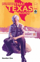 That Texas Blood #1 Second Printing