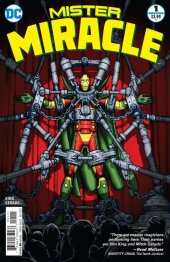 Mister Miracle #1 Original Cover