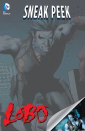 Lobo: DC Sneak Peek