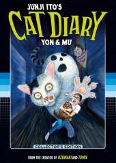 Junji Ito's Cat Diary: Yon and Mu Collector's Edition