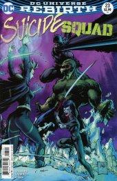 Suicide Squad #23 Variant Edition