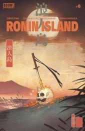 Ronin Island #6