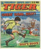 Tiger #December 15th, 1984