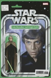 Star Wars: Empire Ascendant #1 John Tyler Christopher Action Figure Variant Edition
