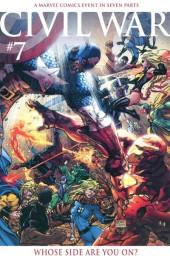 Civil War #7 Turner Variant