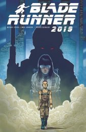 Blade Runner 2019 #7 Cover C Guinaldo