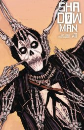 Shadowman #11 Cover C Bivens