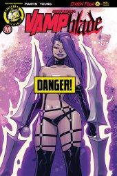 Vampblade Season 4 #3 Cover D Costa Risque