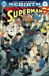 Superman #28 Variant Edition
