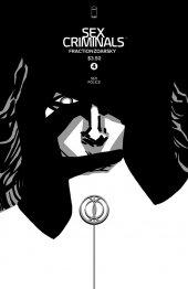 Sex Criminals #4 Original Cover